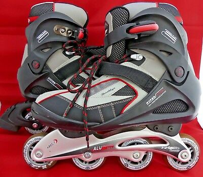 """SFR ROLLER BLADES """"BROOKLYN"""" with HYPER SHELL.  SIZE 11 in Good Condition"""