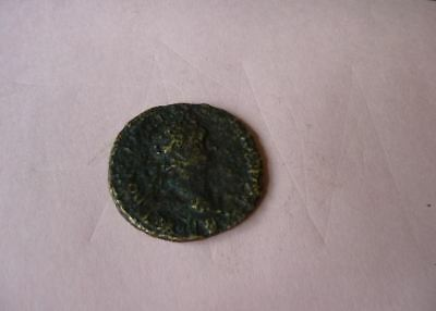 Roman emperor ancient large coin  1st-3rd ad,very rare #3