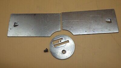 1900 Antique Orignial SINGER 27 Sewing Machine Needle Shuttle Plate
