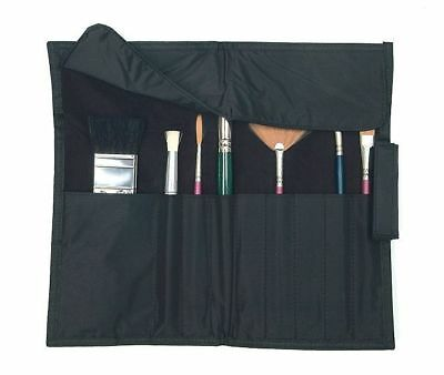 Mapac Artcare Paint Brush Storage Wrap Wallet with Inner Towelling