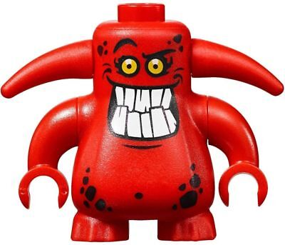 NEW Lego Nexo Knights Red Scurrier minifigure from set 70323 FREE Delivery