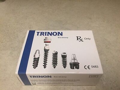 TRINON QK Dental Implant Internal Connection 4x8mm
