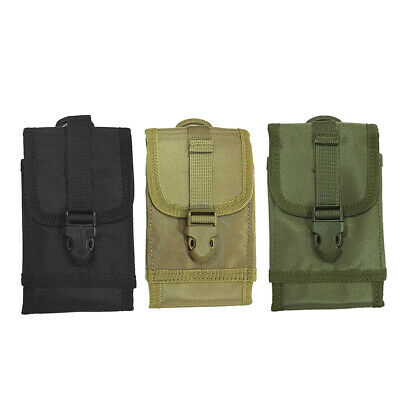 Waterproof Multi Function Outdoor Sports Tactical Pockets Mobile Phone Bag