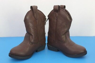 027c43cb3e9 CAT & JACK Toddler Girls Size 8 Cowgirl Boots Western Red - $16.95 ...