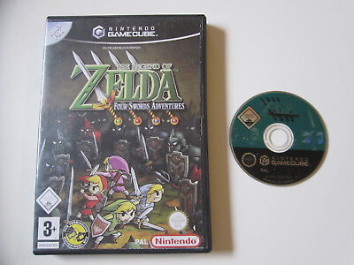 The Legend Of Zelda Four Swords Adventures - Nintendo Gamecube 23