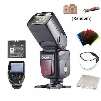 Godox Ving V860IIN 2.4G Wireless TTL Speedlight Flash + XPro-N Trigger for Nikon