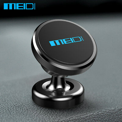 MEIDI 360 Car Magnetic Dashboard Mobile Phone Holder Mount For Cell Phone iPhone