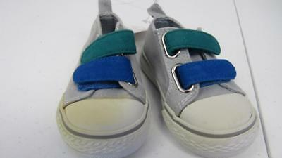 GYMBOREE Space Voyager Gray Sneakers Shoes Toddler Size 3 AS IS PS1
