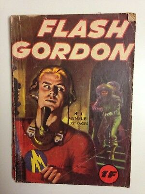 Flash Gordon Poche N°1 1964 // Edi Europ
