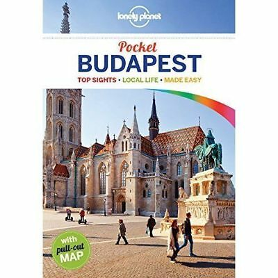 Lonely Planet Pocket Budapest by Lonely Planet (Paperback, 2017)