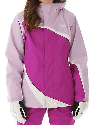 NWT The North Face New Girls Mountain View Triclimate 3-in-1 Jacket Size M