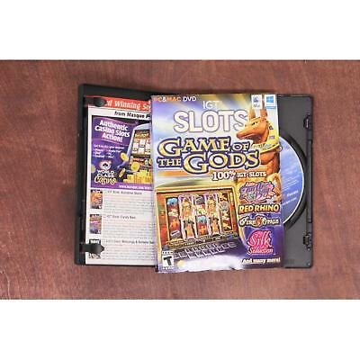 IGT Slots Game of the Gods(CD-ROM)