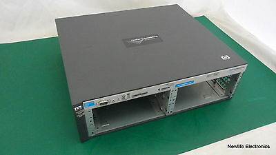 HP J8770-69001 4204 VL Switch Chassis J8770A