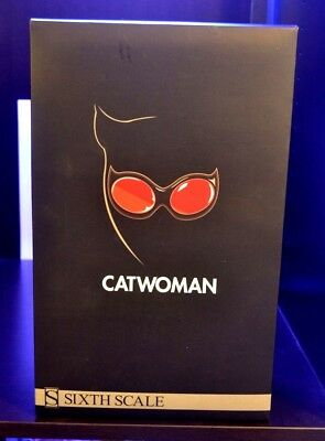 Sideshow Catwoman Sixth Scale Figure - BRAND NEW!