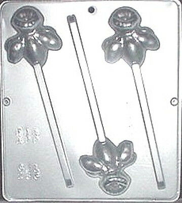 Daffodil Lollipop Chocolate Candy Mold 286 NEW