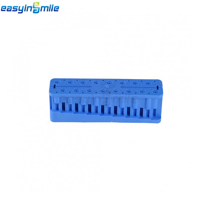 1Pc EASYINSMILE Dental Measuring Block&Endo File Holder Stand Ruler Autoclavable