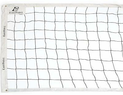 Outdoor Volleyball Net Professional Sport Regulation Heavy Duty Set 32FT Lx3FT W