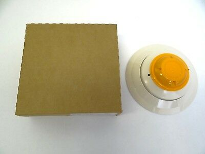 Used Honeywell NH-100 Heat Detector Head for Use with S911 or S1115 Base