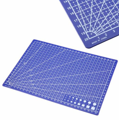 Office Stationery Cutting Mat Board A4 Size Pad Model Hobby Design Craft Tools