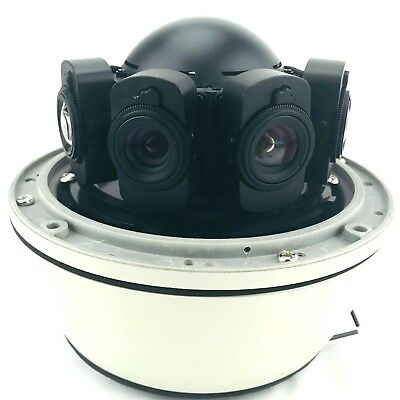 Arecont Vision AV12586PM 12MB Panoramic 180 Multi-Imager PoE IP Security Camera