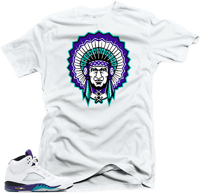 6e943eee93809 SHIRT TO MATCH Jordan 8 South Beach-Live Fresh White Tee - $27.26 ...