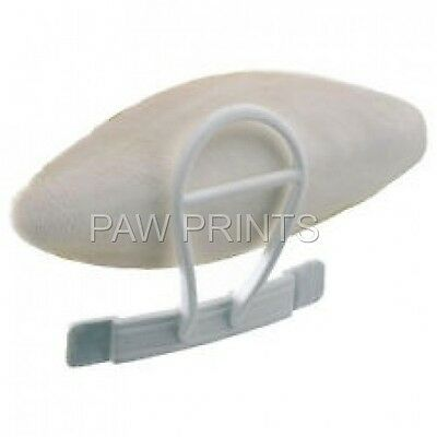 Plastic Zeb Cuttlefish Holder For Budgie Bird Parrot Cage