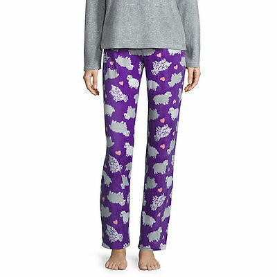 Pj Couture Fleece Pant Pajama Set with Blanket Size M, L, XL New MSRP