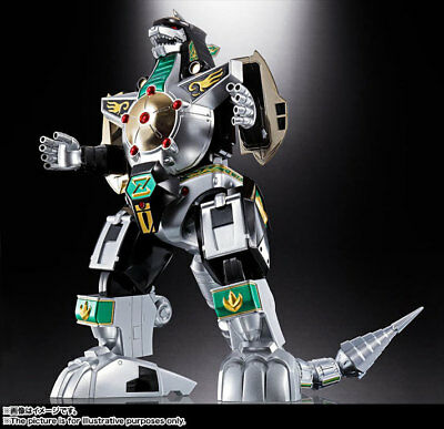 [FROM JAPAN]Soul of Chogokin Kyoryu Sentai Zyuranger GX-78 Dragon Caesar Bandai