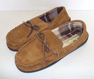 Mens Slippers Coolers Comfort Slip On Warm Winter Casual Shoes Mules Moccasins