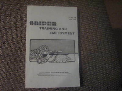 Sniper Training and Employment  - Field Manual