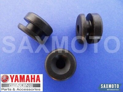 YAMAHA DT50MX DT125MX DT175MX Seitendeckel Montage Set (Side Panel Mounting Kit)