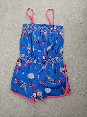 Monsoon Playsuit Worn Once - Age 5