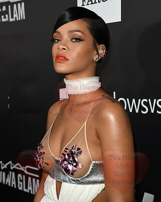 Rihanna Celebrity Actress Singer 8X10 GLOSSY PHOTO PICTURE IMAGE r31