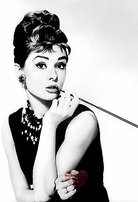 Audrey Hepburn, 8X10 & Other Size & Paper Type PHOTO PICTURE IMAGE ah26