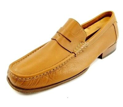468befa1c3d Coach Shoes Leather Made Brown 9 Size Penny Men s Loafer 5 Vintage Oq5YTT