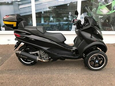 2014 Piaggio MP3 500 LT Sport / Black / 2 Owners / 9447 Miles / Great Condition!