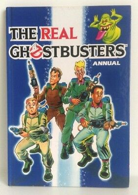 The Real Ghostbusters Annual 1989