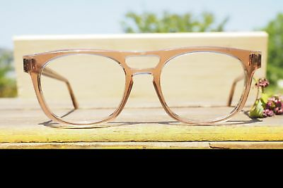 Vintage Eyeglass 1970's Safety Glasses Frames new Old Stock By Titmus