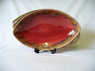 A Beautiful Early Art Deco Dish/Bowl - Crown Ducal - c 1920 +