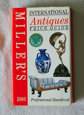 International Antiques Price Guide 1996 (Miller's Antiques Price Guide)