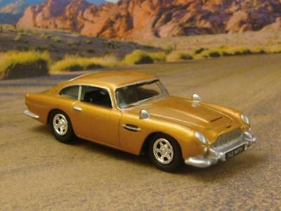 1963- 1965 Aston Martin DB5 Luxury Grand Tourer 1/64 Scale Limited Edition I