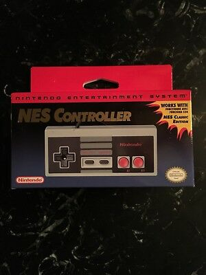 Official Nintendo NES Classic Mini Controller - Brand New / Free Shipping
