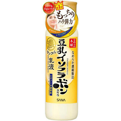 SANA NAMERAKA HONPO WRINKLE Milk Emulsion 150mL with Ceramide Soymilk Isoflavone
