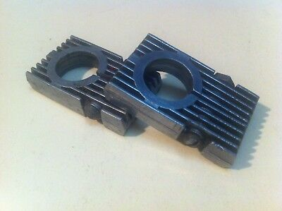 "Vintage Pair Of Cox .049  Heat Sinks For Model Airplanes Or Cox Cars "" Used """