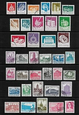 ROMANIA mixed collection No.38, small stamps