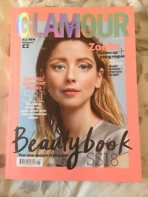 Glamour Beauty Book Magazine - SS18 - All New - Volume 1