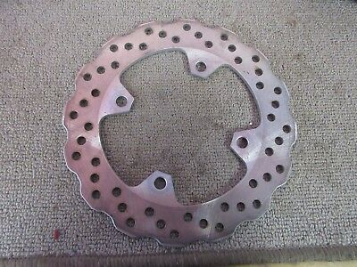 KAWASAKI ZX6R ZX636R ZX10R NEW rear brake disc