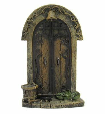 Miniature Dollhouse Fairy Garden Micro Fairy Door #1  - Buy 3 Save $5