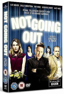 Not Going Out - Series 1-3 - Complete (DVD Box Set)