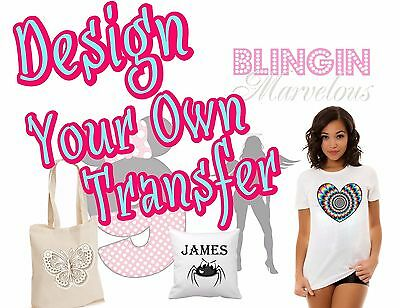 Design Your Own Personalised Transfer Hen Night Own Design Iron On Transfer